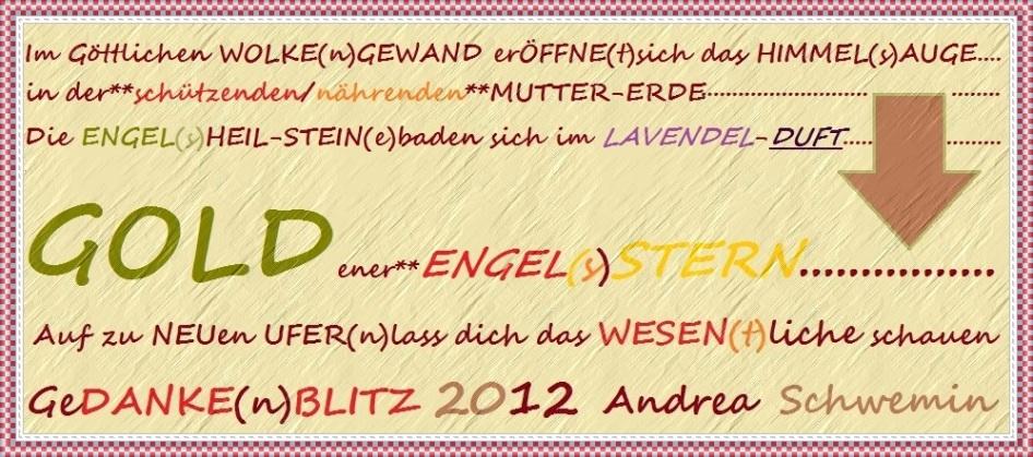 DieHIMMEL(s)ENGELheilSTEIN(e)