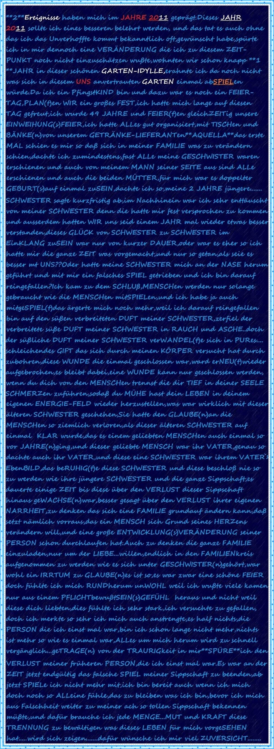 ZerplatzterGARTENtraumIDYLLE1