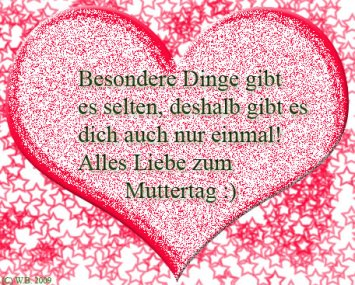 MUTTER-TAG(s)HERZ7