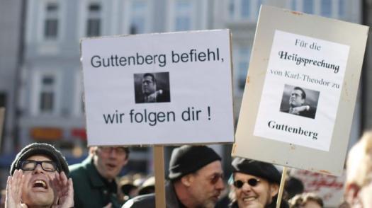 GUTTENBERGbefiehl